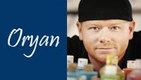 Oryan at Wyland Gallery Key West and Sarasota