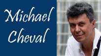 Michael Cheval Surrealist at Ocean Blue Galleires