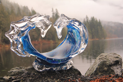 david_wight_glass_art_water_dance_wave_main_beach
