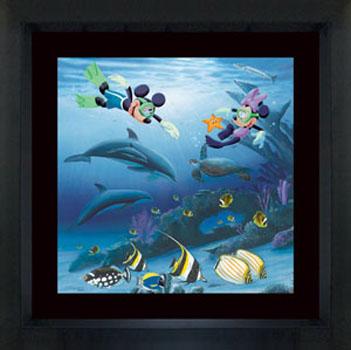 Dive Buddies- Disney