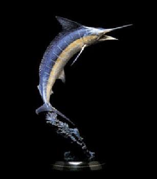 Wyland Marlin - Wyland Gallery Sarasota