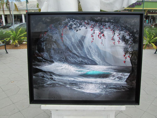 Walfrido Garcia - Memories of Home - Wyland Gallery Sarasota