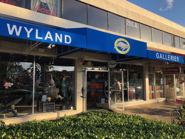 Wyland Gallery St. Armand's Circle Lido Key Sarasota