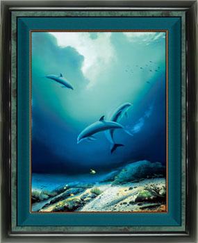 Wyland Children of the Sea - Wyland Gallery Sarasota