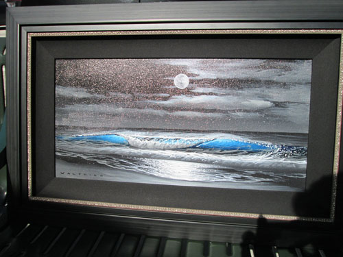 Walfrido Garica - Sapphire Dream - Wyland Gallery Sarasota