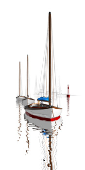 Three Sailboats-lowres
