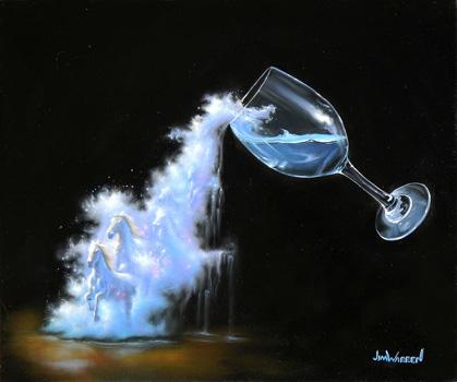 Art by Jim Warren Wyland Gallery Sarasota