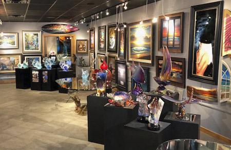 Wyland Gallery Sarasota Lido Key Florida