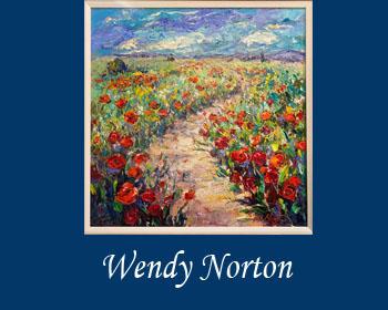 Wendy Norton Fine Art at Wyland Gallery Sarasota