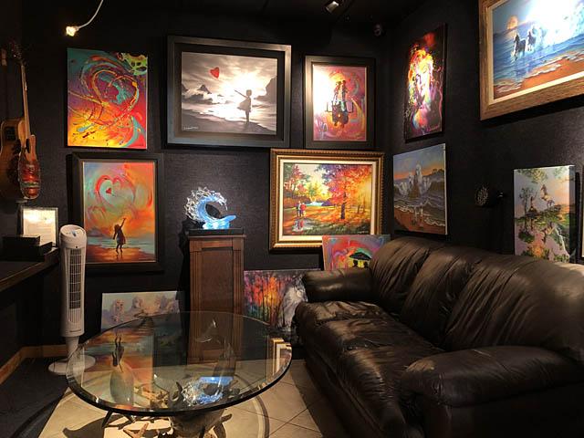 Wyland Gallery Sarasota - Art Gallery on Lido Key - Jim Warren Art